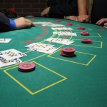 Blackjack board